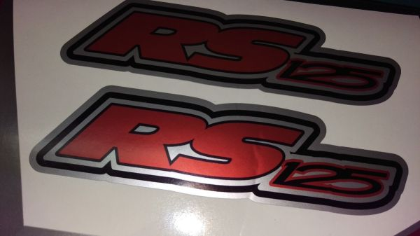 Rs 125 Decals - Year of Clean Water